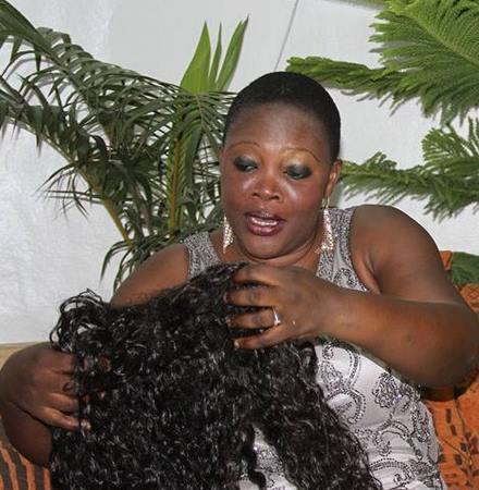 N'della Madior Diouf : Qu'est-il advenu de sa ... perruque?