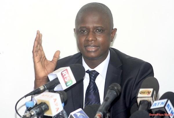 Conseil des ministres :  Antoine Félix Diome nommé