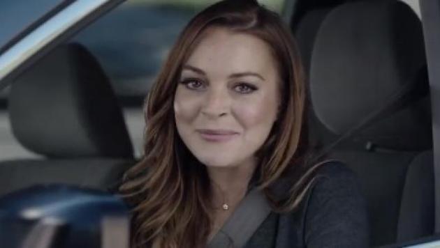 Lindsay Lohan, retrouvée congelée !