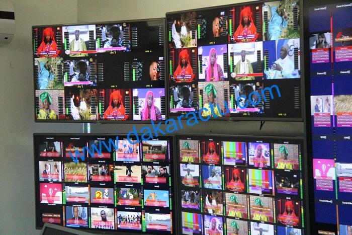 TNT - Le Président Macky SALL donne le Top Départ