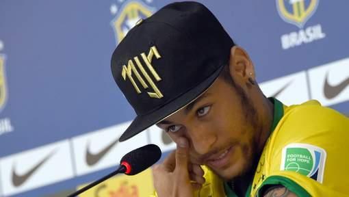 Copa America : fin de tournoi pour le Brésilien Neymar, suspendu quatre matches