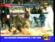 Le lutteur Zarco veut jouer dans l'équipe nationale de Aliou Cissé