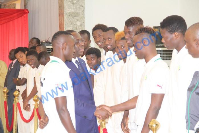 Can U20 : Macky Sall offre 125 millions à l'équipe de Joseph Koto
