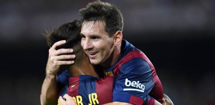 FC Barcelone : Le cadeau d'anniversaire original de Messi