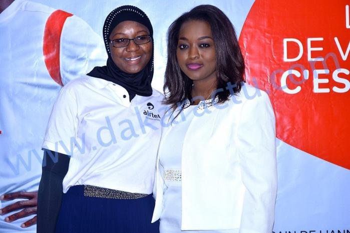 Amy Sarr Fall, « Guest Speaker » d'Airtel, pour encourager la jeunesse nigérienne : « Remplacer la conscience suffisante par la conscience de notre insuffisance! »