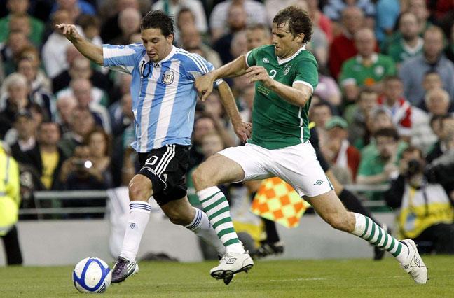 Main de Thierry Henry : La Fifa a aussi payé l'Irlande pour ne pas blesser Lionel Messi