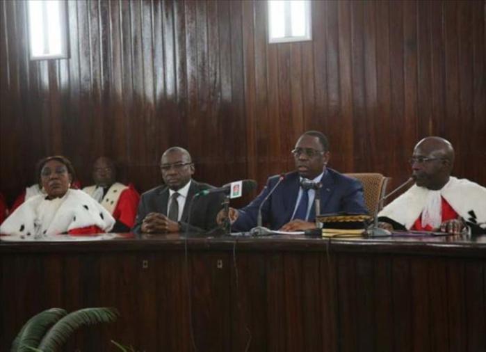 Nomination : Pape Oumar Sakho, nouveau président du Conseil Constitutionnel