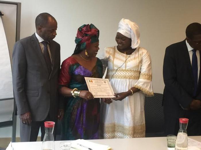 Faise 122 projets de s n galais de l ext rieur pour un for Ministere des senegalais de l exterieur