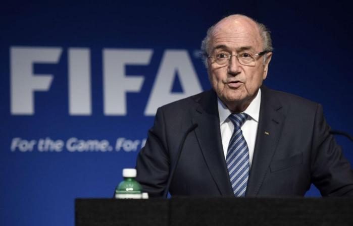 Scandale à la Fifa: «Je n'ai pas démissionné», explique Sepp Blatter