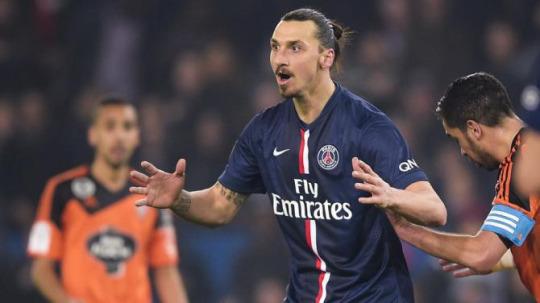 Zlatan Ibrahimovic et la requête financière de trop auprès du PSG