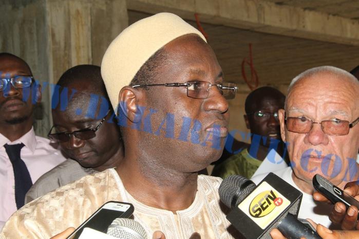 Affaires des deux immeubles de l'ARTP : Le DG Abdou Karim Sall somme Cheikh Amar de livrer les bâtiments