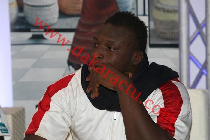 Les images de l'arrestation du lutteur Ama Baldé lors du face-à-face à la Place du Souvenir