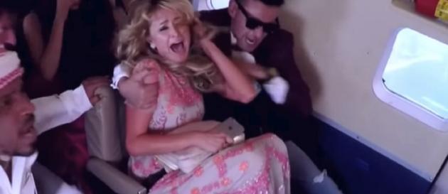 Le jour où Paris Hilton a cru mourir, ou presque