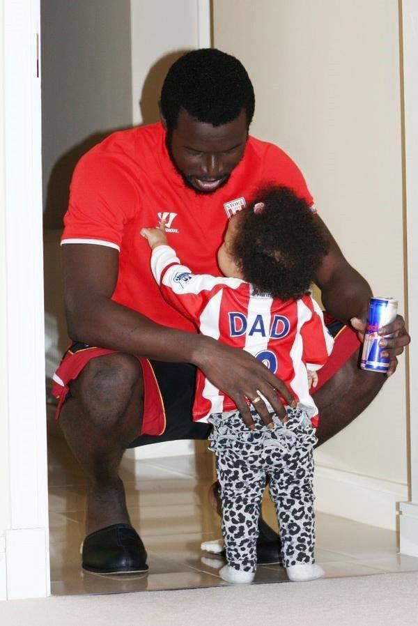 Mame Birame Diouf : En parfait papa-poule!
