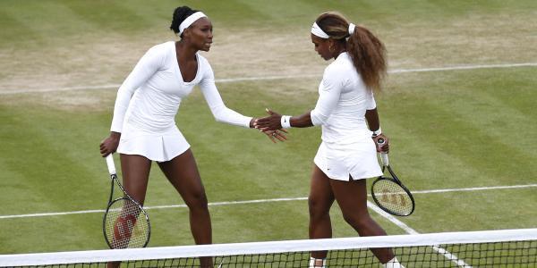 Les soeurs Williams se retirent en double