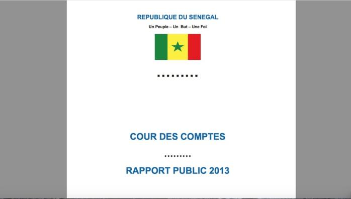 Cour des Comptes : L'intégralité du rapport (DOCUMENTS)