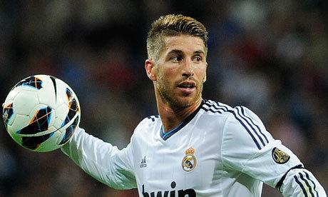 Manchester United ne lâche pas Ramos
