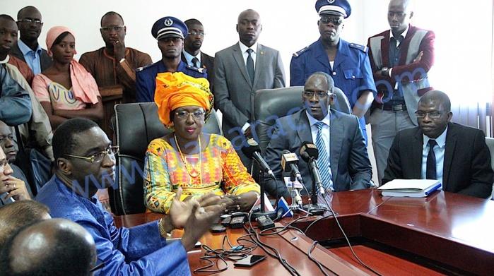 Mamadou Racine Sy : « Nous n'accepterons aucun diktat de l'administration du tourisme. »