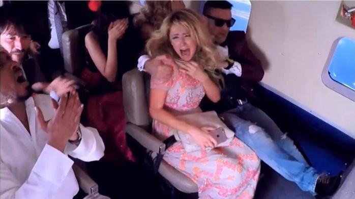 Paris Hilton au courant du faux crash d'avion ?