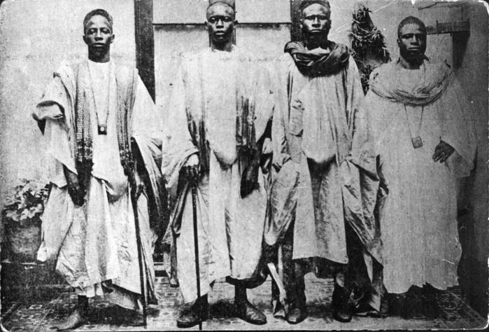Avril 1899 : Arrivée d'immigrants sénégalais à Buenos Aires pour travailler dans la province de Tucuman