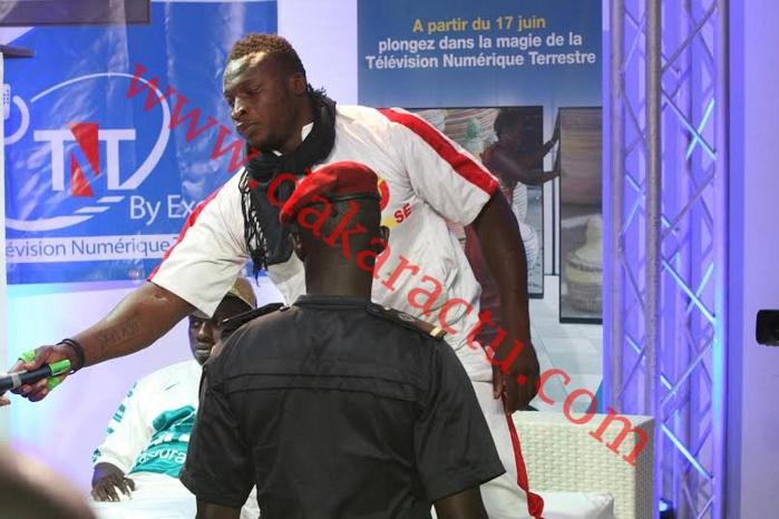 Jugé aujourd'hui : Ama Baldé compromet son combat du 25 Juillet