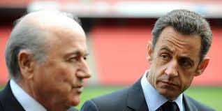 Scandale de la FIFA: Blatter accuse Sarkozy