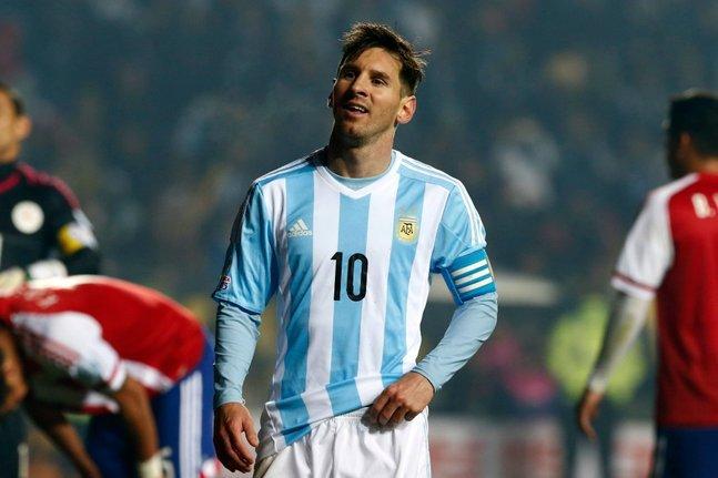 Après la défaite de l'Argentine : La famille Messi brutalisée