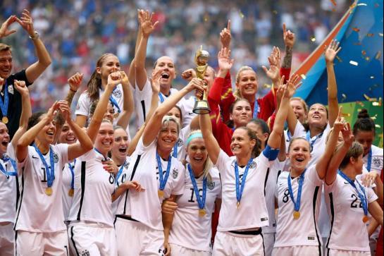Les États-Unis, champions du monde, s'offrent la belle contre le Japon