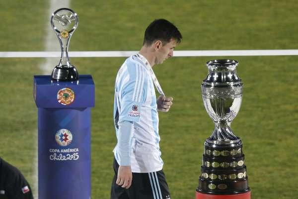 Incroyable ! Messi a refusé le titre de meilleur joueur