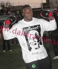Ama Baldé : Il s'entraîne avec Bathie Seras à Rebeuss en préparation de son combat…
