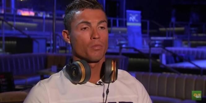 Cristiano Ronaldo dégoupille à Las Vegas