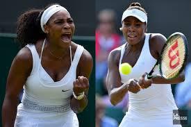 Serena Williams domine sa soeur Venus en deux sets
