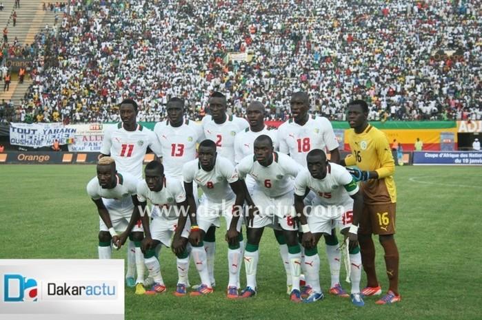 CLASSEMENT FIFA : Le Sénégal toujours 36ème mondial