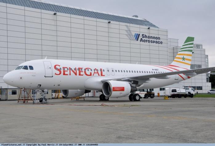 Arraché par les Emirats Arabes Unis : Le seul et unique avion qui restait à Sénégal Airlines dort à Abu Dhabi, depuis vendredi