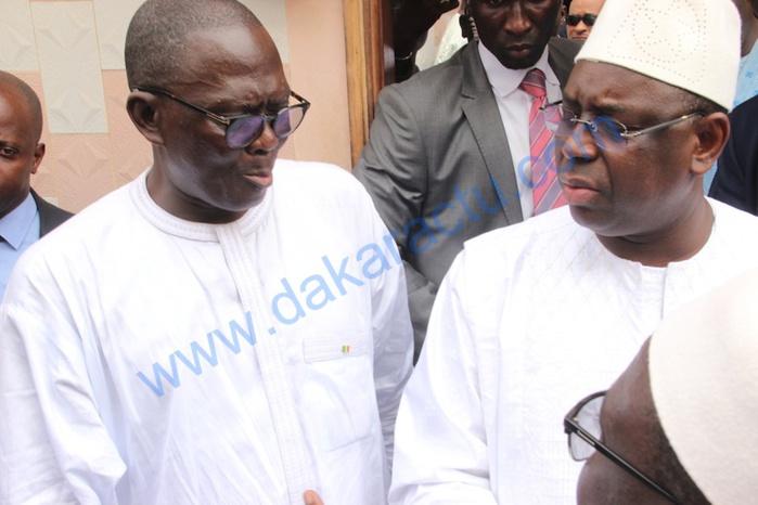 Décès  du frère de Moustapha Diakhaté : le Président Macky Sall bannit le non respect du code de la route