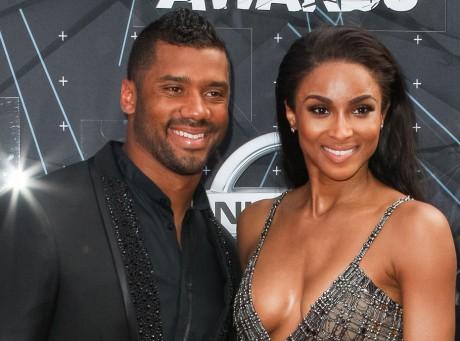 Ciara et Russell Wilson vont devoir patienter jusqu'au mariage