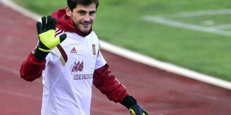 Et le Real Madrid laissa partir Casillas…