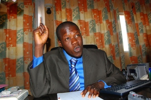 Le procès de Mamadou Lamine Massaly encore renvoyé