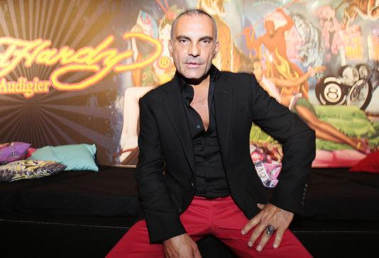 Mort du créateur de mode et propriétaire de Ed Hardy Christian Audigier