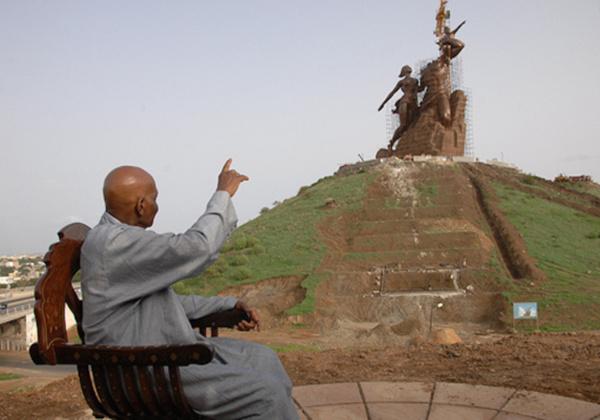 Monument de la Renaissance, Fesman, terres de Bambilor, contrat de Securiport : 91 milliards de F Cfa dans le vent
