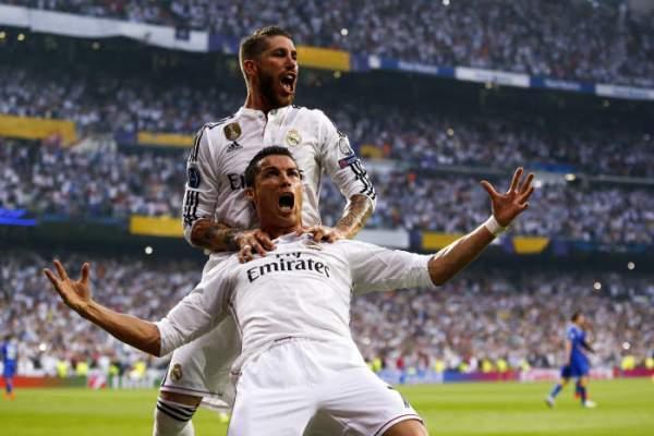 Ronaldo sacrifié pour Sergio Ramos