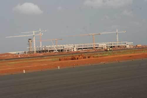 Aéroport International Blaise Diagne : Vers l'arrêt total des travaux...?