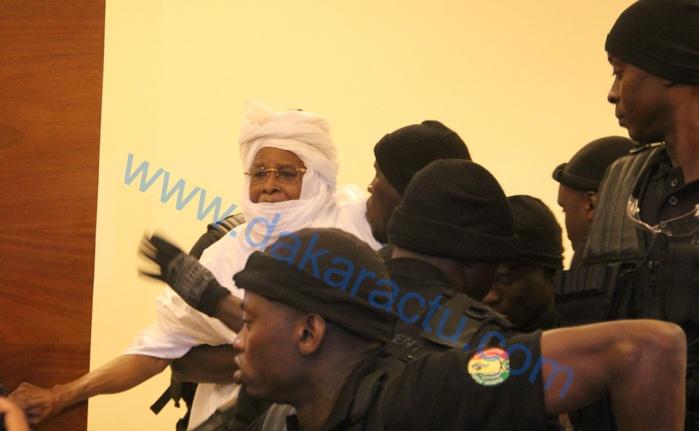Le procès Hussein Habré ajourné au 7 septembre