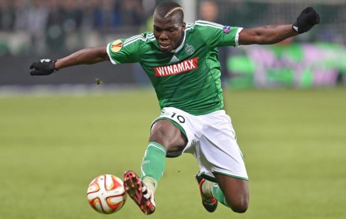 Officiel : Florentin Pogba prolonge à Saint-Etienne