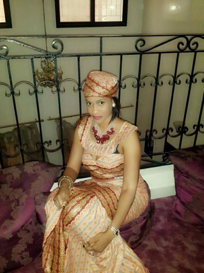 Bébé Basse : Madame Pape Diouf en grande toilette