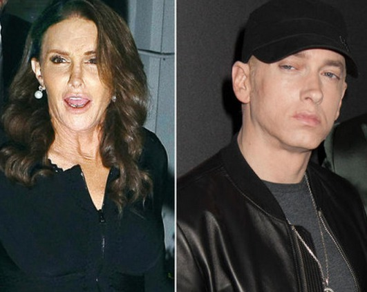 Eminem s'en prend à Caitlyn Jenner et Bill Cosby !