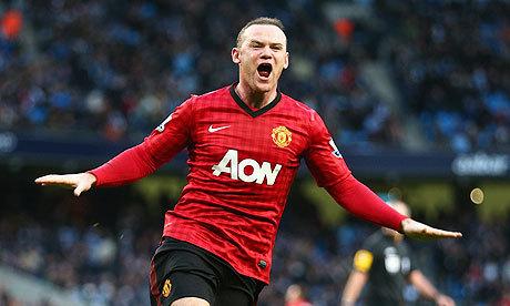 FC Barcelone : pour Rooney, le Barça était jaloux du Real Madrid !