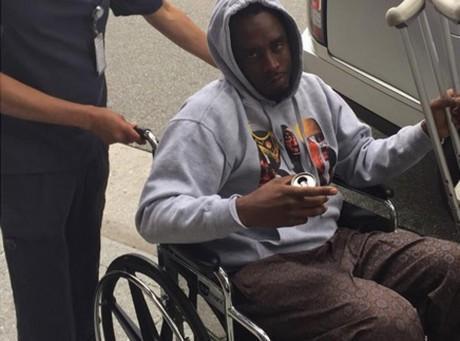 P. Diddy en fauteuil roulant : mais qu'est-il arrivé au rappeur ?