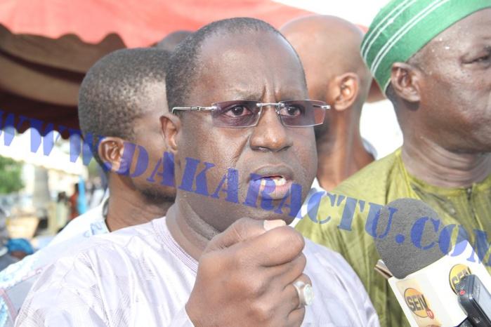 Pour rétention de certificat de résidence à M'bao et menaces, Abdou Karim Sall annonce des plaintes contre le maire de M'bao