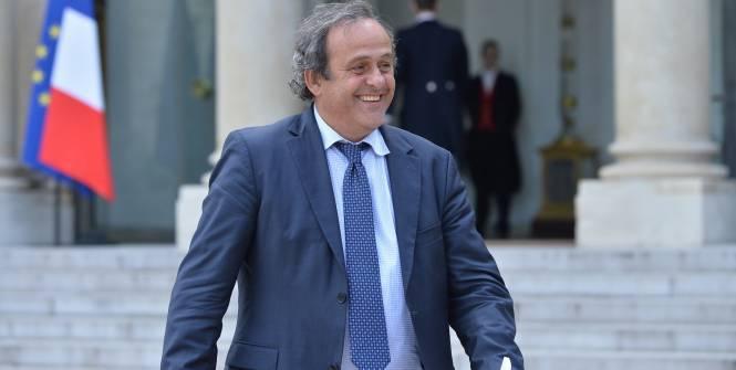 Michel Platini, prêt à se présenter à la FIFA?